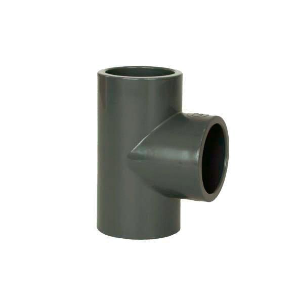 PVC tvarovka - T-kus 90° 110 mm