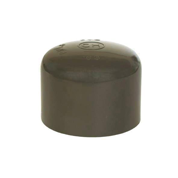 PVC tvarovka - Zátka 25 mm