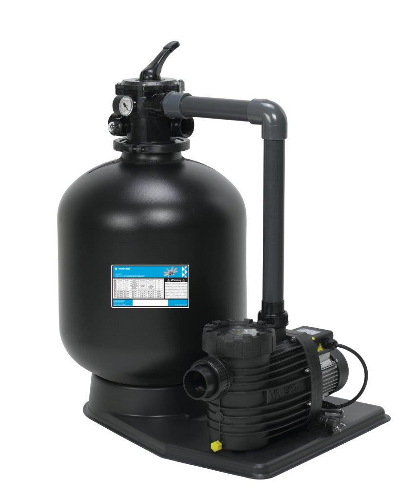 Filtrační zařízení - AZUR Clear Pro KIT 380 s čerpadlem Bettar TOP, 6 m3/h, 230