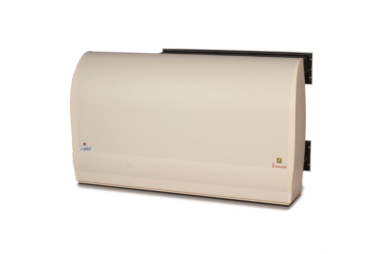 Sirocco Ambient 110, 230 V - s výměníkem 9 KW