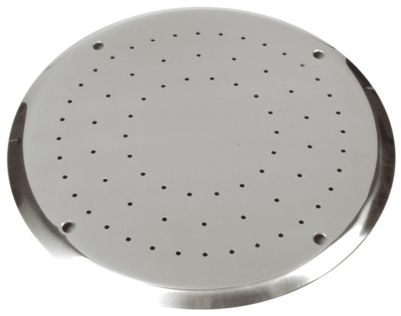 Nerezový kryt vzduchové masáže d= 354 mm
