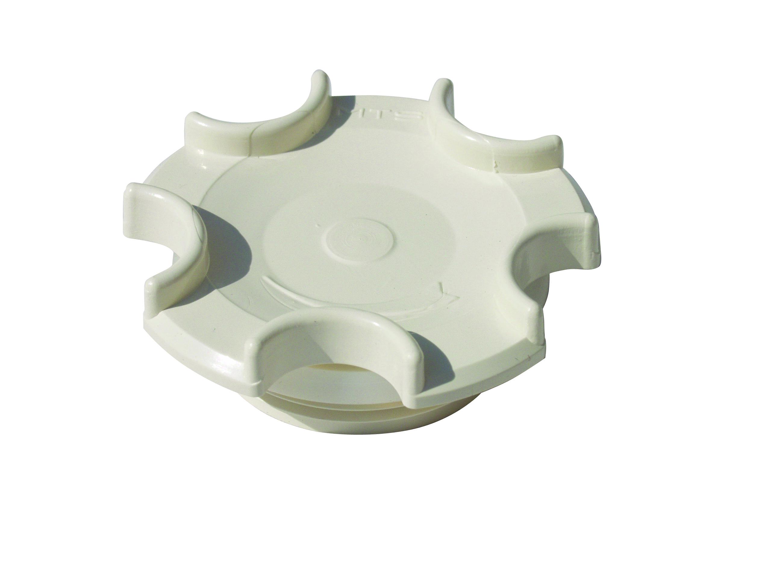 """Vtoková tryska MTS - uzávěr pro základní prvky R11/2, ABS, """"O-kroužek"""""""