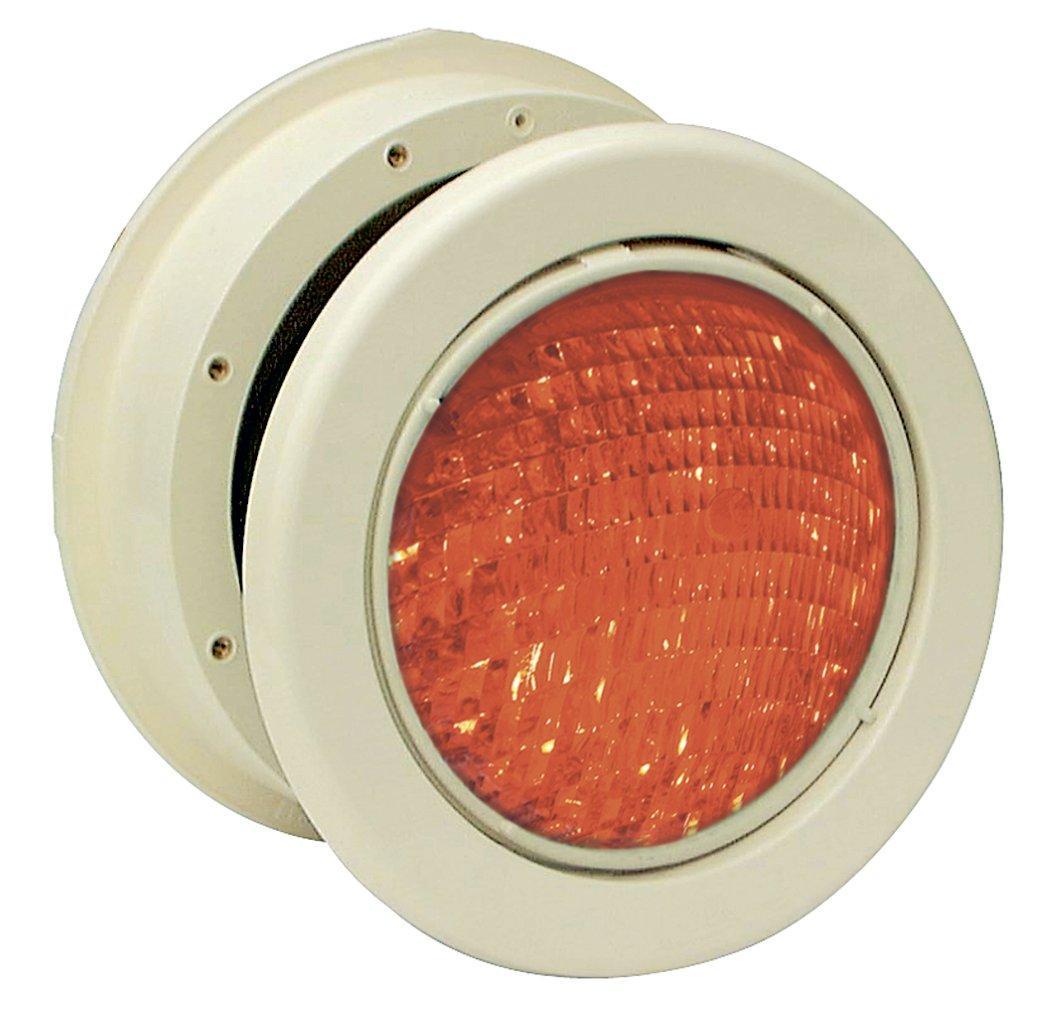 Podvodní světlomet MTS LED27 - plast ABS, do betonu