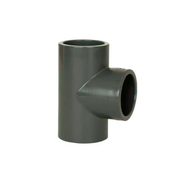 PVC tvarovka - T-kus 90° 20 mm