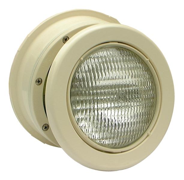 Podvodní světlomet MTS 300 W - plast ABS, do fólie