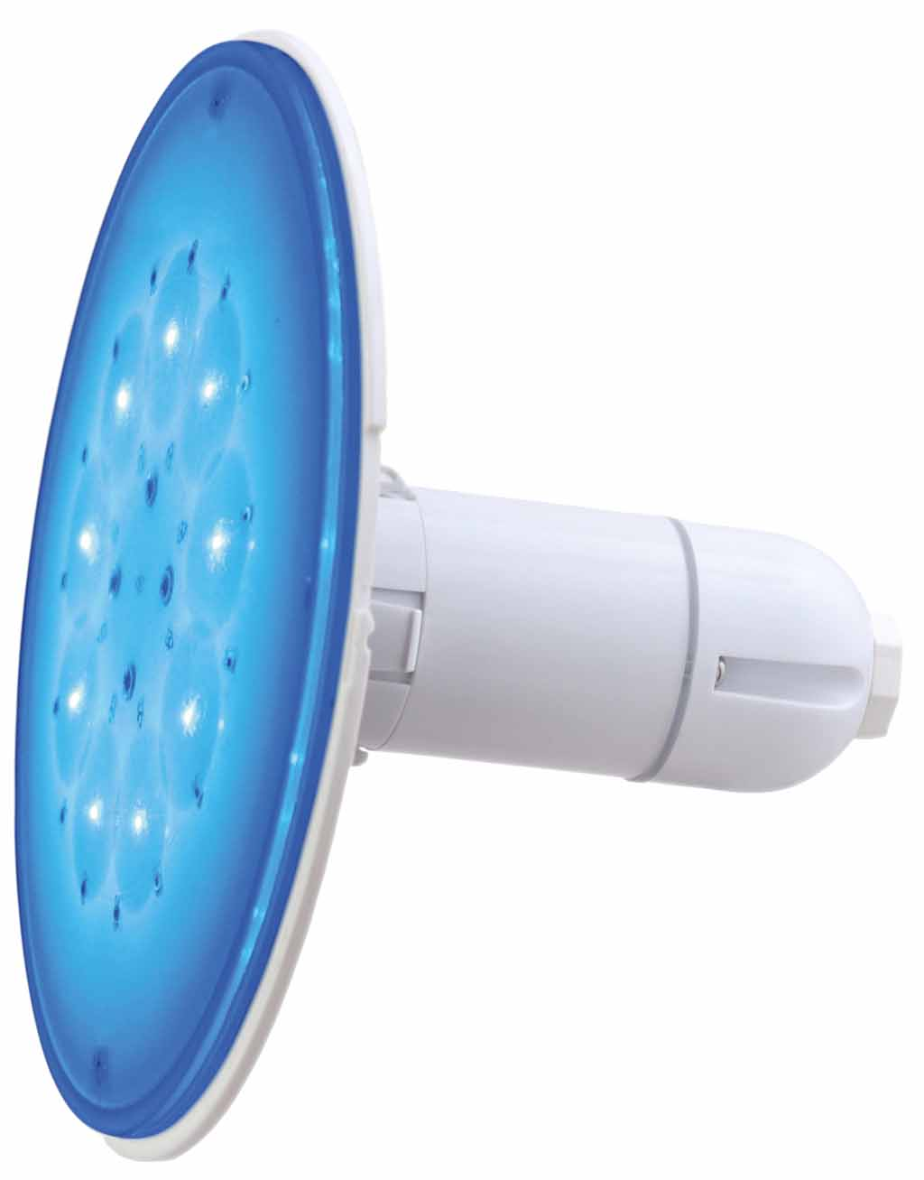 LED RGB barevné světlo Adagio 80 W, svítivost 3750 lm, 17 cm