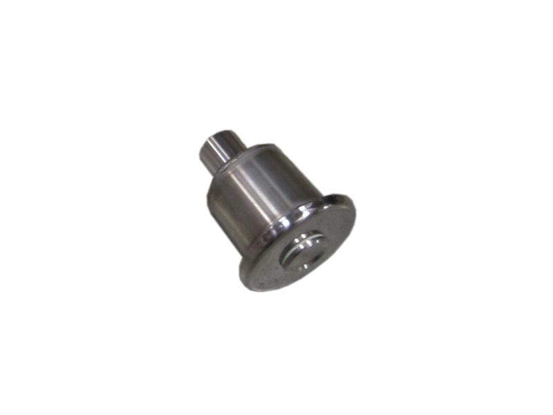 Dotykové piezoelektrické tlačítko nerez d=73 mm