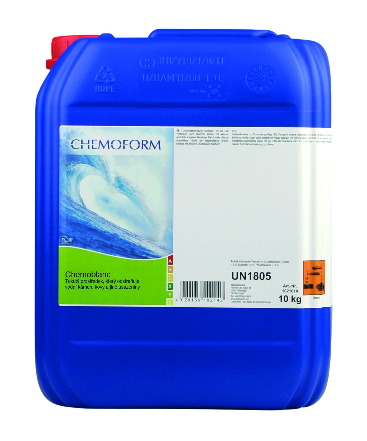 Chemoblanc 10 l