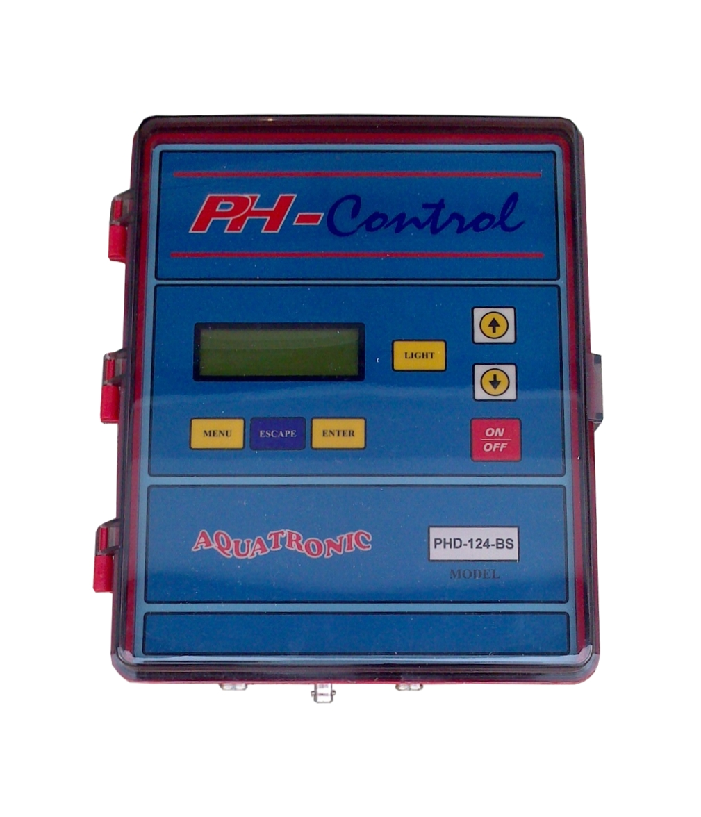 Stanice PH control + nádoba 4el a 2s