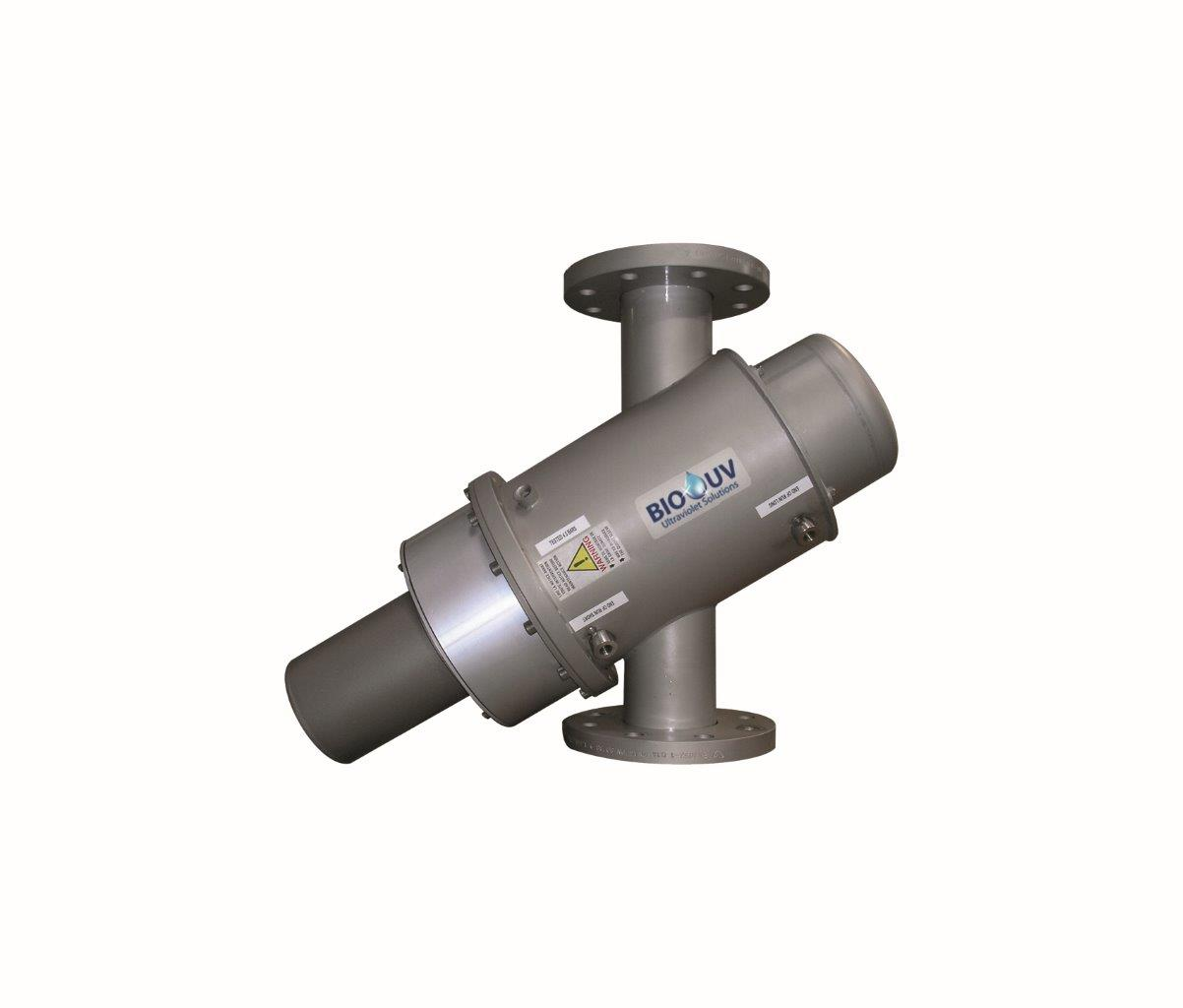 UV Sterilizátor středotlaký 600 W, DN80
