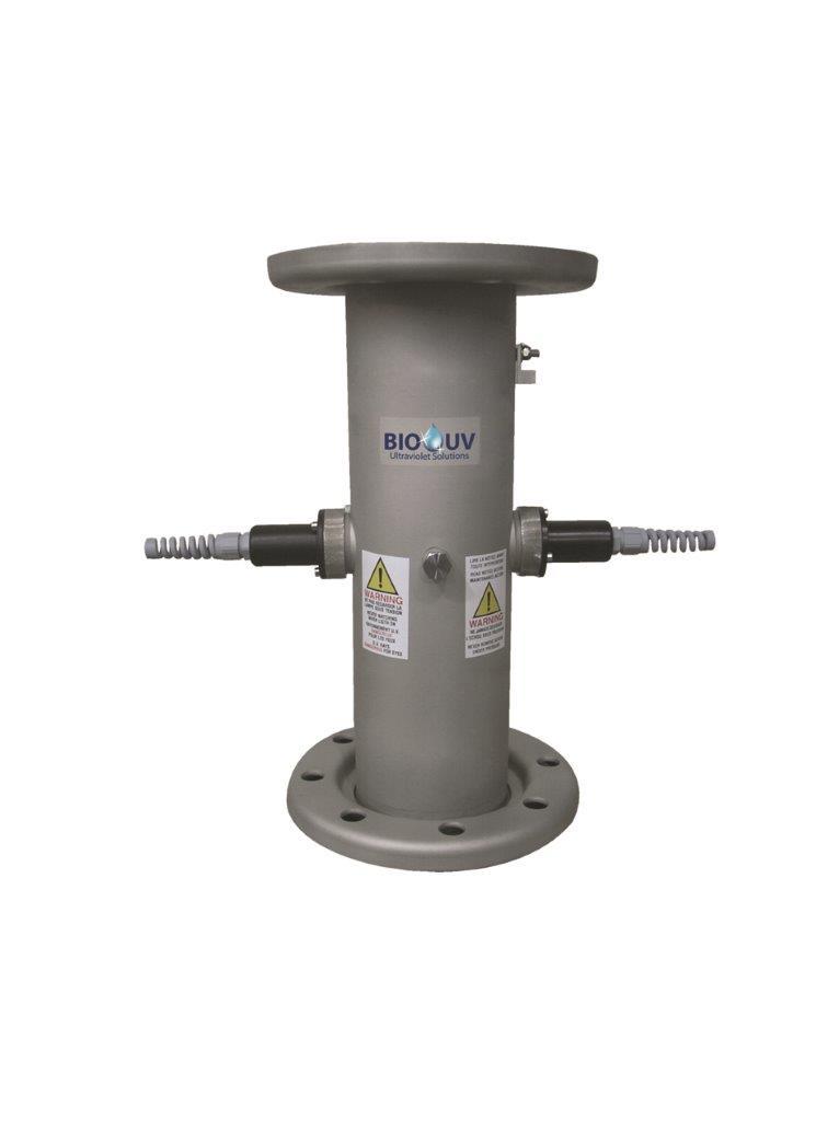UV Sterilizátor středotlaký 1000 W, DN80