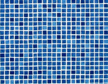 Bazénová fólie ALKORPLAN 3K  Blue Greek metráž; 1,65m šíře, 1,5mm