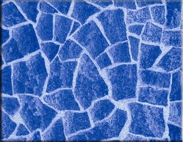 Bazénová fólia  ALKORPLAN 3K Carrara rola 25m; 1,65m šírka, 1,5mm,