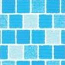 Fólie pro vyvařování bazénů - DLW NGD - mozaika, 1,65m šíře, 1,5mm