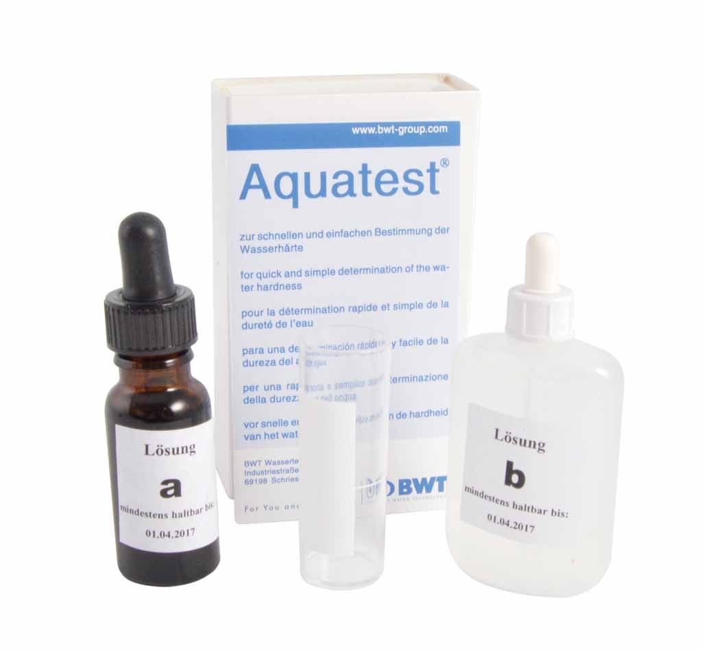 Keménységmérő Aquatest BWT