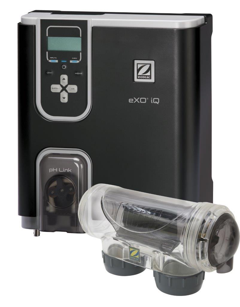 ZODIAC EXO iQ 10 sósvizes vízfertőtlenítő