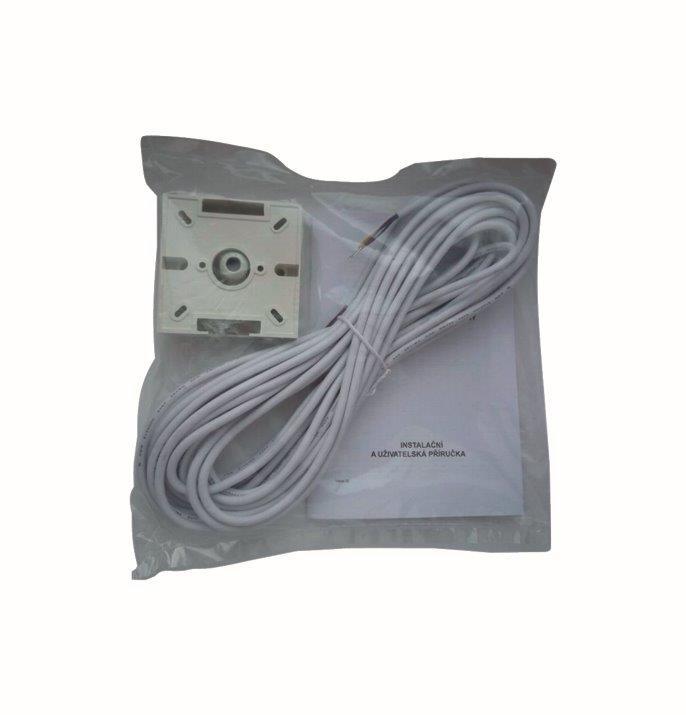Kabel + držák ovládacího displaye (panelu)