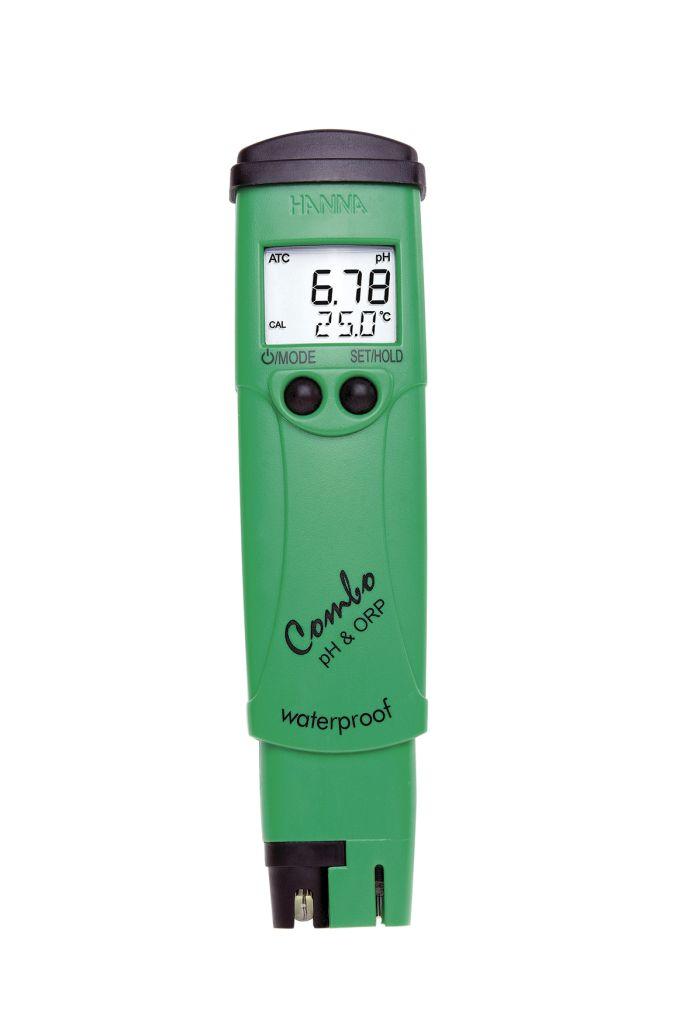 Digitální tužkový pH/ORP/T tester Hanna