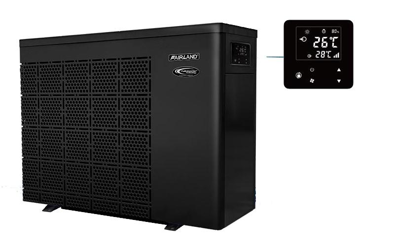 Hőszivattyú RAPID INVERTER IPHC35 13,5kW hűtéssel