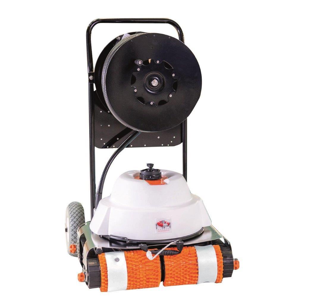 Robotický vysávač HEXAGONE CHRONO MP3 450