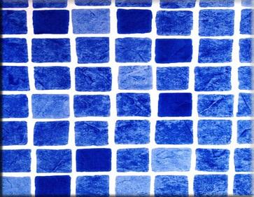 Bazénová fólia  ALKORPLAN 3K  Persia Blue rola 25; 1,65m šírka, 1,5mm
