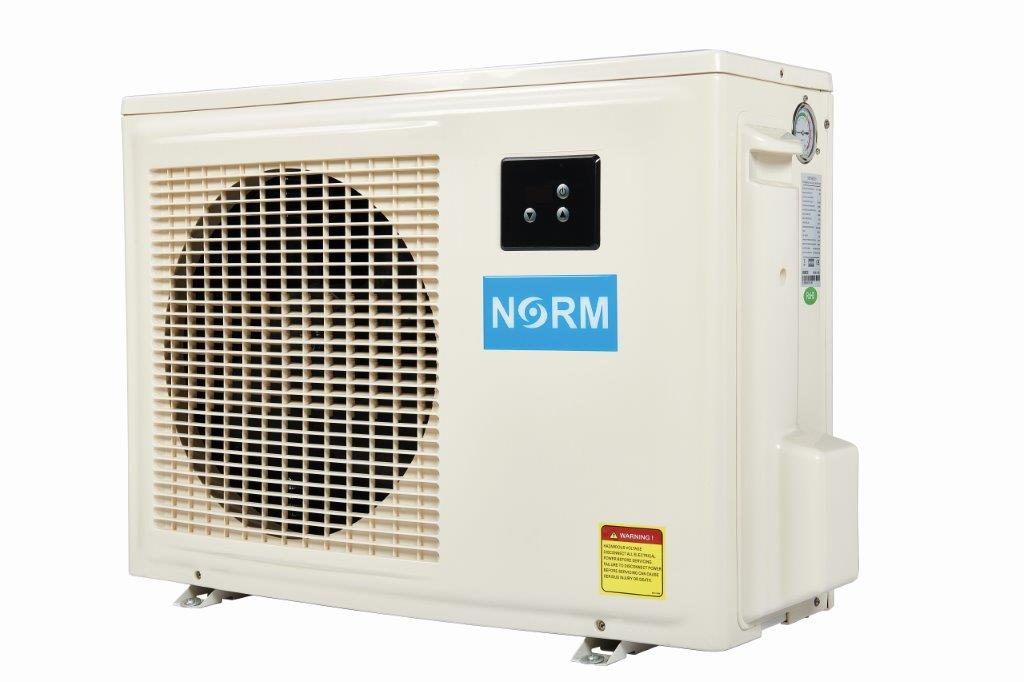Hőszivattyú NORM 6kW hűtéssel