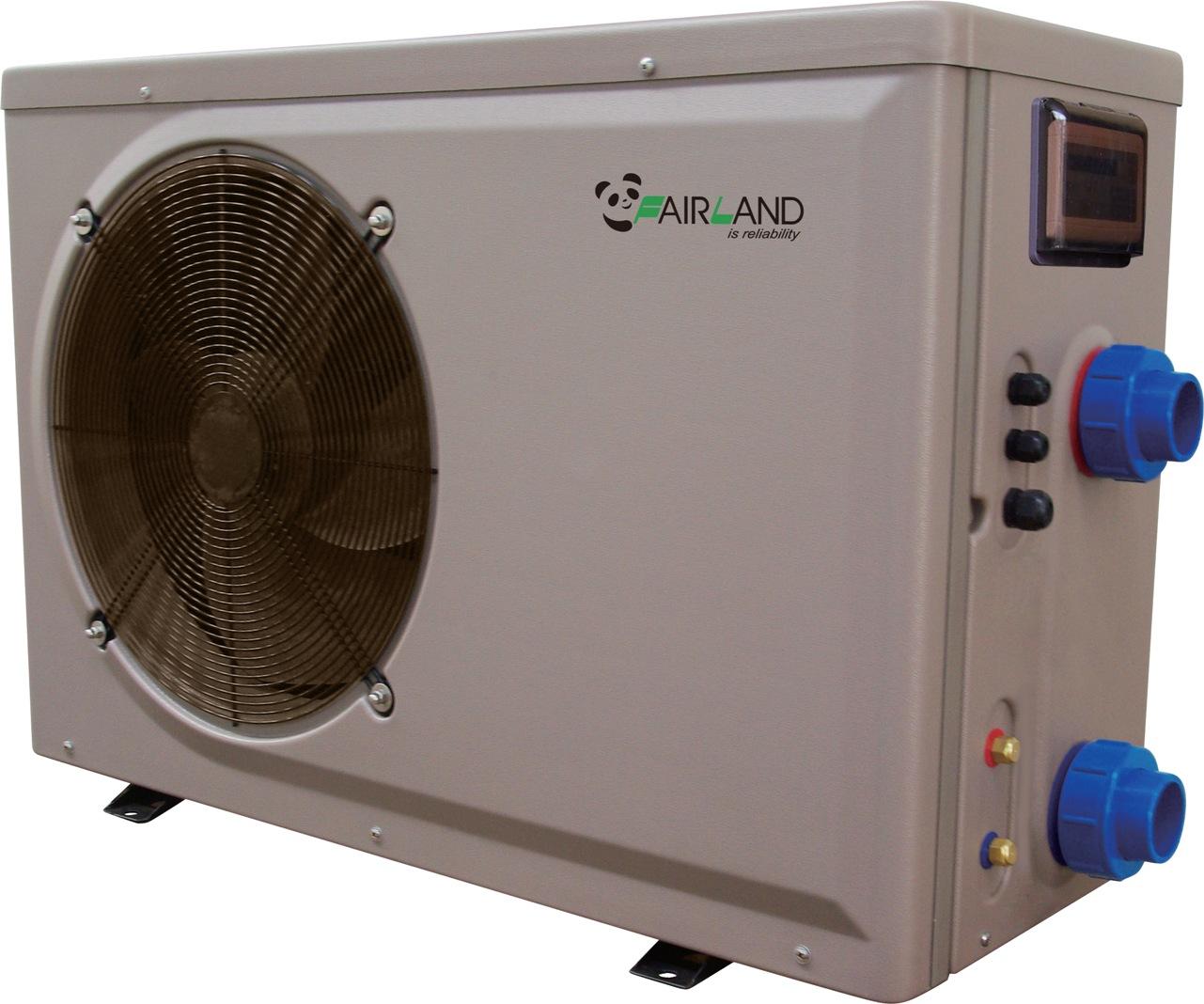 AKCE - FAIRLAND 13DOD TČ FAIRLAND PIONEER PH25L 10kW, R410a, 230V, titan výměník