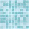 Fólie pro vyvařování bazénů - DLW NGD - mozaika ocean, 1,65m šíře, 1,5mm, metráž
