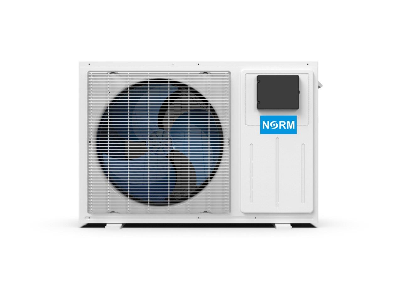 NORM 12,3 kW Hőszivattyú - hűtéssel