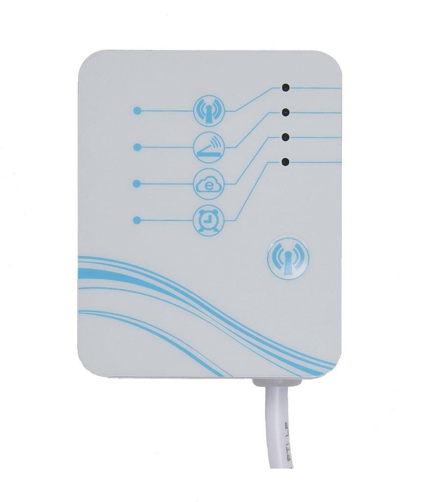 WiFI modul NORM - vzdálené ovládání tepelného čerpadla