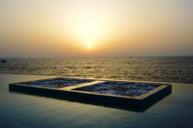 Burj Al Arab The Terrace Baz 233 Ny V 225 Gner Pool