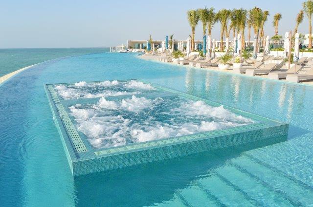 Burj al arab the terrace baz ny v gner pool - Swimming pool construction jobs dubai ...